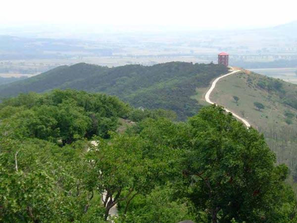 法库五龙山风景区图片